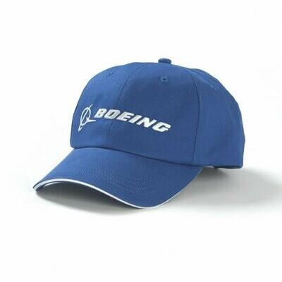 Boeing Logo Hat - Blue