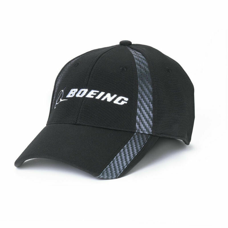 Boeing Carbon Fibre Hat