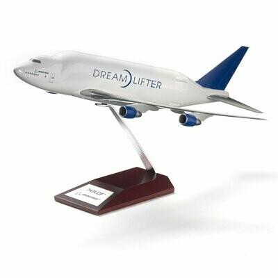 Boeing B747 LCF Dreamlifter Model