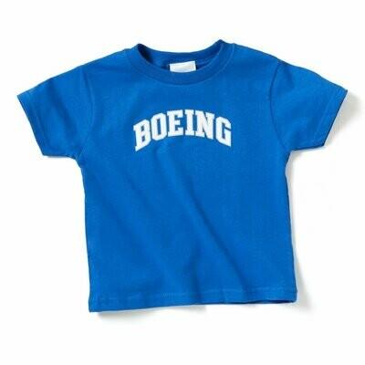 Boeing Toddler Varsity Logo T-Shirt