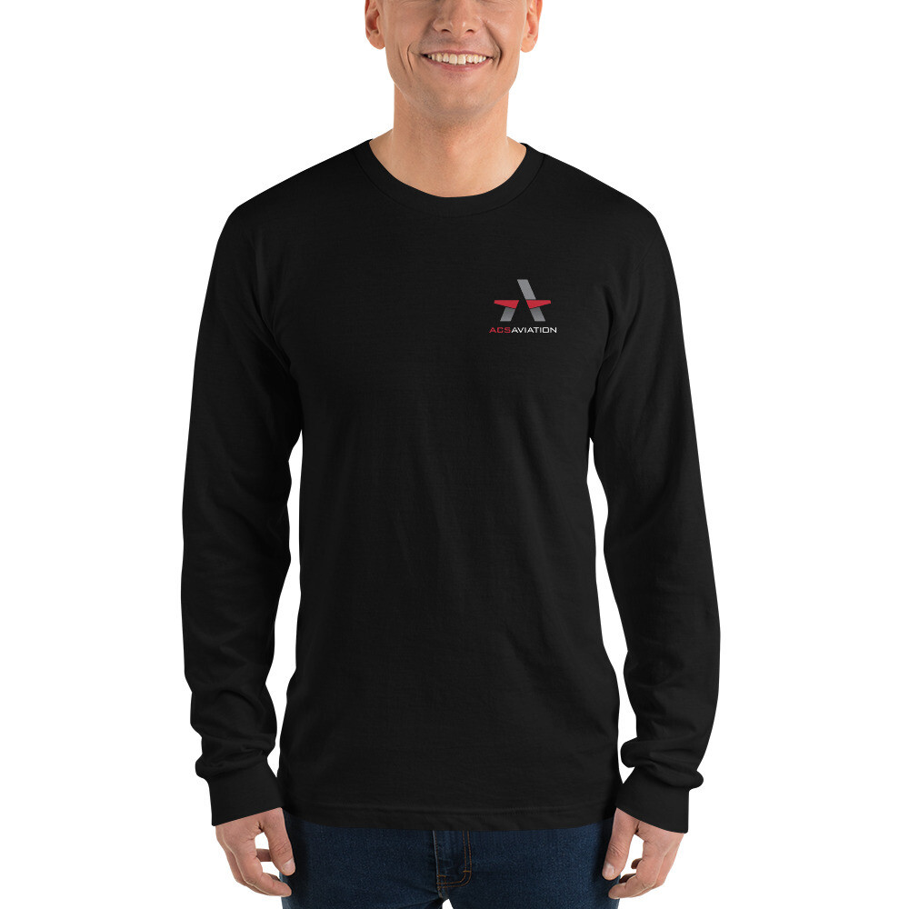 ACS Aviation Long Sleeve T-shirt