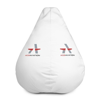 ACS Aviation Bean Bag Chair with bead filling