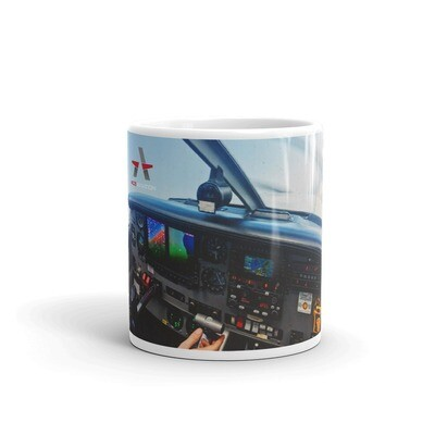 ACS Aviation Mug - Piper PA28TDi