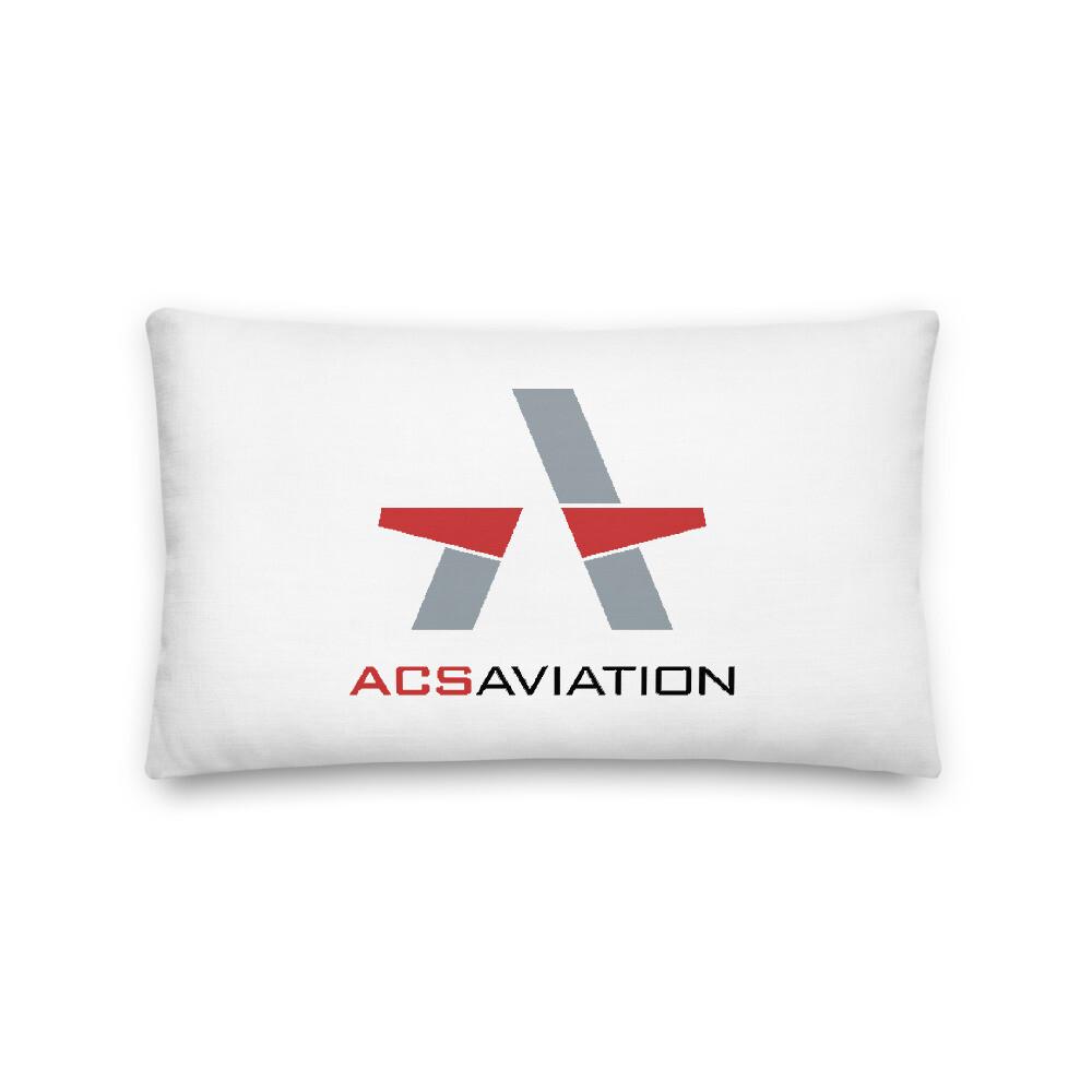 ACS Aviation Premium Pillow