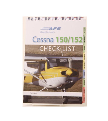 Cessna 152 Aircraft Checklist