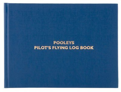 Student Private Pilots Licence (PPL) Logbook