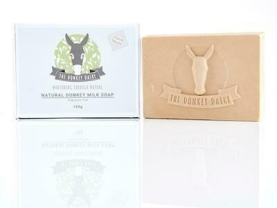 Natural Donkey Milk Soap Bar