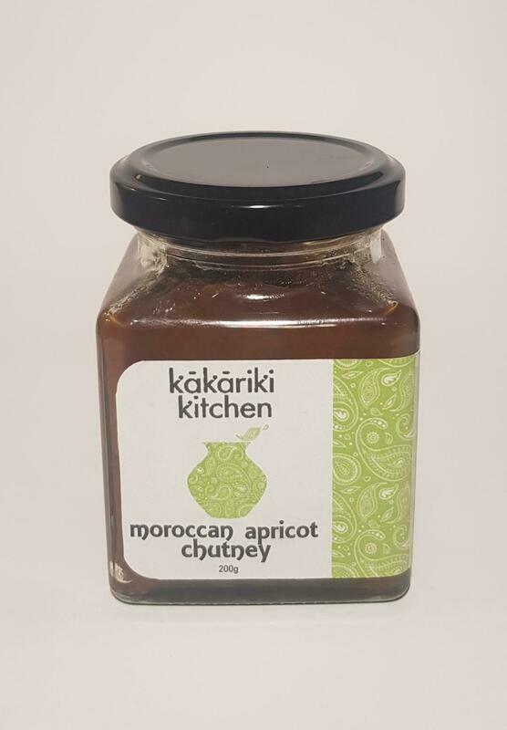 Moroccan Apricot Chutney 200g