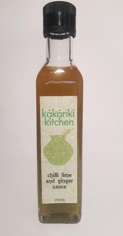 Chilli Lime & Ginger Sauce 250ml