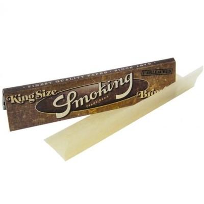 Бумага самокруточная Smoking King Size Brown