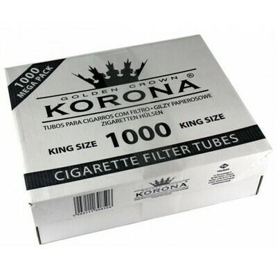 Сигаретные гильзы Korona - Mega Pack standart (1000 шт)
