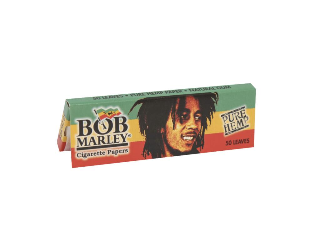Бумага самокруточная Bob Marley - Size 1.25