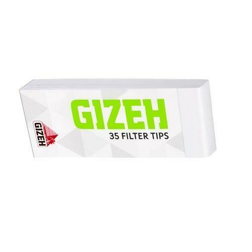 Бумажные фильтры для самокруток Gizeh Filter Tips (35 шт.)
