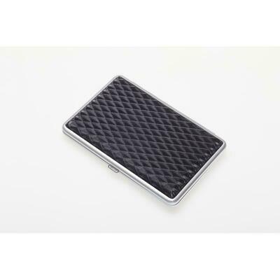 Портсигар S.Quire - 340023-82-2 - Черный с рисунком