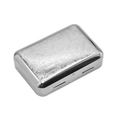 Табакерка металлическая Wild Fire - 06110