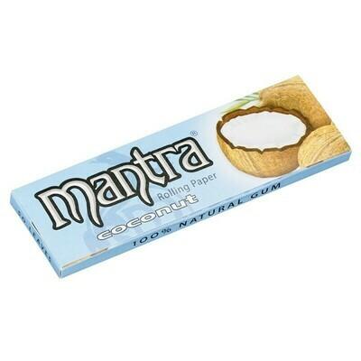 Бумага самокруточная Mantra 1.25 - Coconut