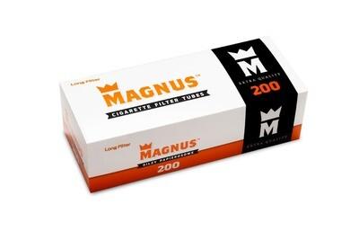 Гильзы сигаретные Magnus 200 (long filter 20 mm)