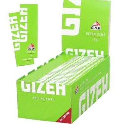 Бумага самокруточная Gizeh Super Fine