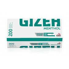 Сигаретные гильзы Gizeh Ментол 200 шт