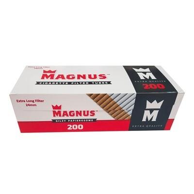 Гильзы сигаретные Magnus 200 ( extra long filter 24 mm)