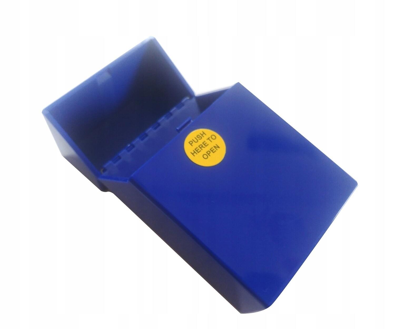 Футляр для пачки сигарет пластик - 380010 (в ассортименте)