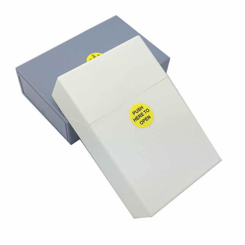 Футляр для пачки сигарет пластик -  389000 (белый)
