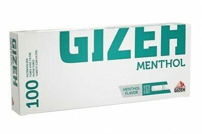 Сигаретные гильзы Gizeh Ментол 100 шт