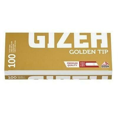 Сигаретные гильзы Gizeh Golden Tip (100 шт)