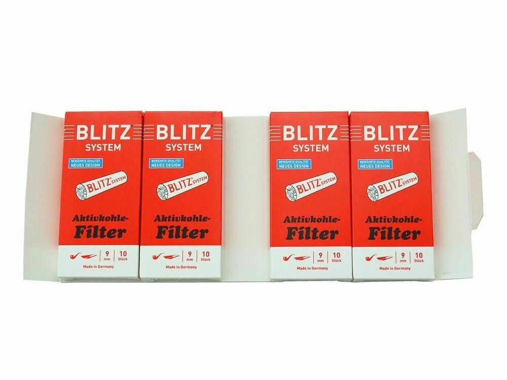 Фильтры для трубок Blitz (Германия) 10шт