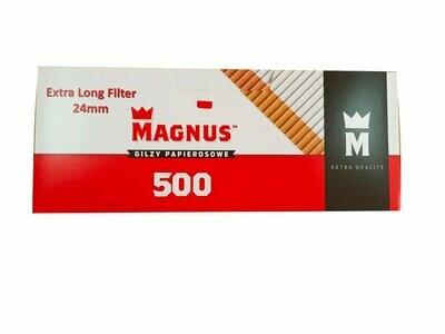 Сигаретные гильзы Magnus extra long  500