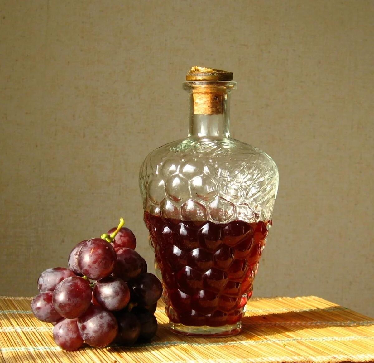 Виноградный уксус - натуральный
