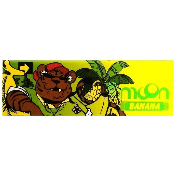 Бумага самокруточная Moon Aroma - Banana