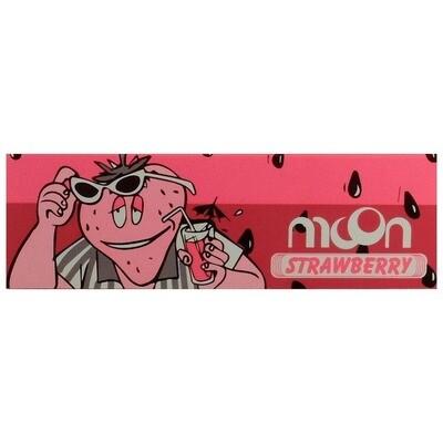 Бумага самокруточная Moon Aroma - Strawberry