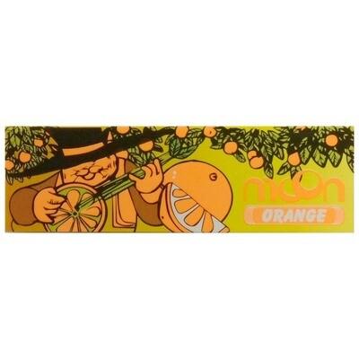 Бумага самокруточная Moon Aroma - Orange