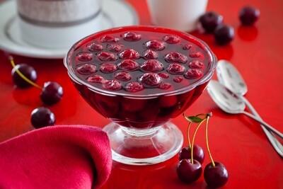 Варенье из вишни  домашнее 450 грамм