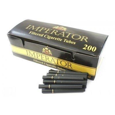 Сигаретные гильзы Imperator Black (200 шт.)