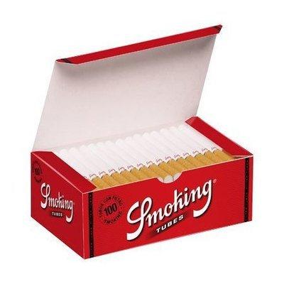 Сигаретные гильзы Smoking с фильтром 100 шт