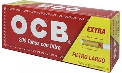 Сигаретные гильзы OCB Extra Filter Largo (200 шт.)