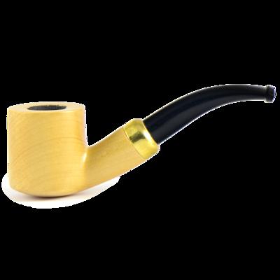 Трубка WoodPipe - Груша 006 - Светлая - (фильтр 9 мм)