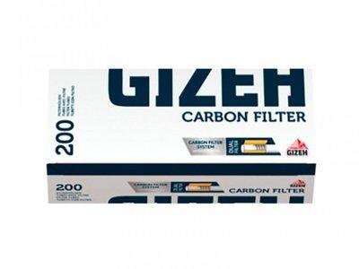 Сигаретные гильзы Gizeh-Charbon (200 шт)