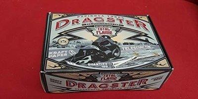 Папиросные гильзы Total Flame - Dragster (100 шт)