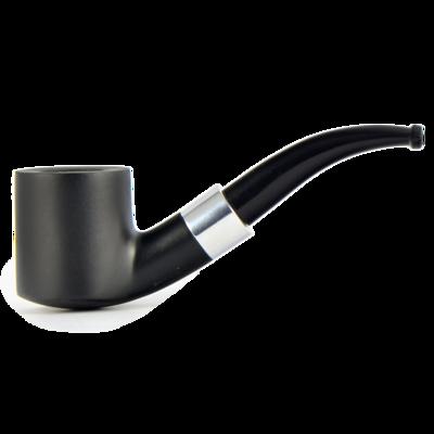 Трубка WoodPipe - Груша 006 - Черная - (фильтр 9 мм)