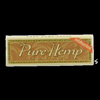 Бумага самокруточная Pure Hemp Unbleached (Smoking)