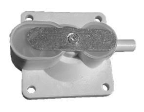 Luftkammare med membran Superkoi 3000