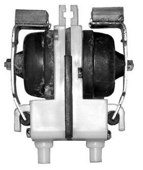 Luftkammare med membran Airflow 400