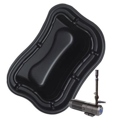 OASE 500 L - Komplett paket inkl. pump