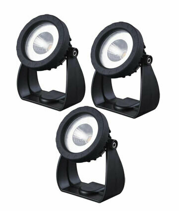 LED Spot Power 6 w 3-pack