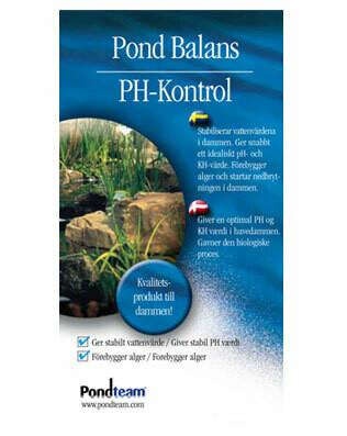 Algmedel Pond Balans 250 ml