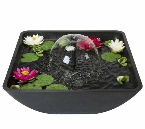 Fountain Pond XL fyrkantig