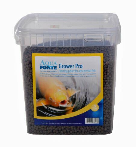 Tillväxtfoder Grower PRO 5 liter